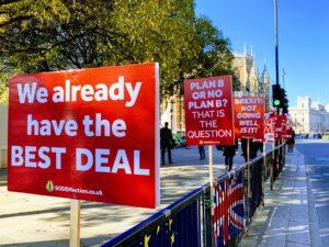 brexit ottobre focus ministero